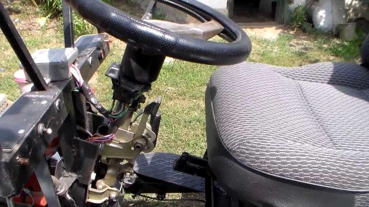 Адаптер с рулевым управлением