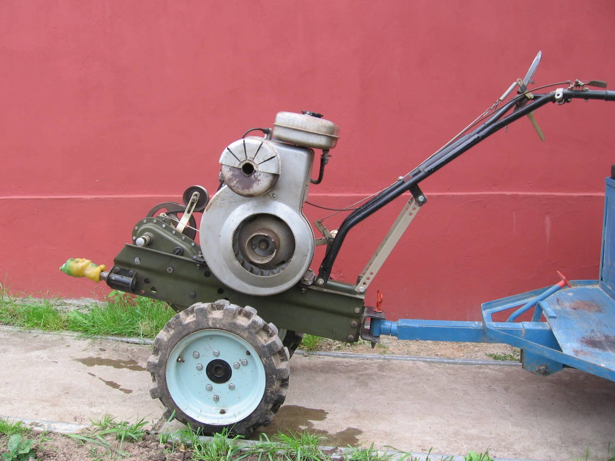 Навесное оборудование для мотоблока урал