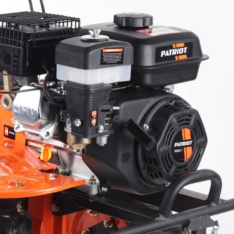 Двигатель Патриот для мотоблока