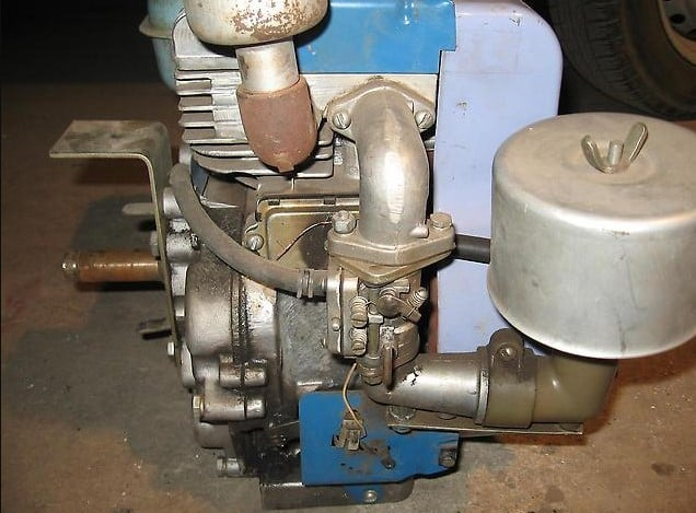 Двигатель для мотоблока Нева МБ-1
