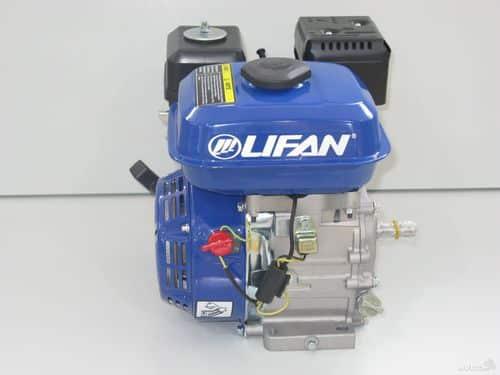 Двигатель Лифан на мотоблок Каскад
