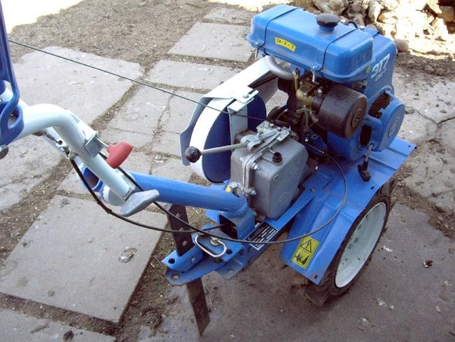 Двигатель на мотоблок Нева МБ-2
