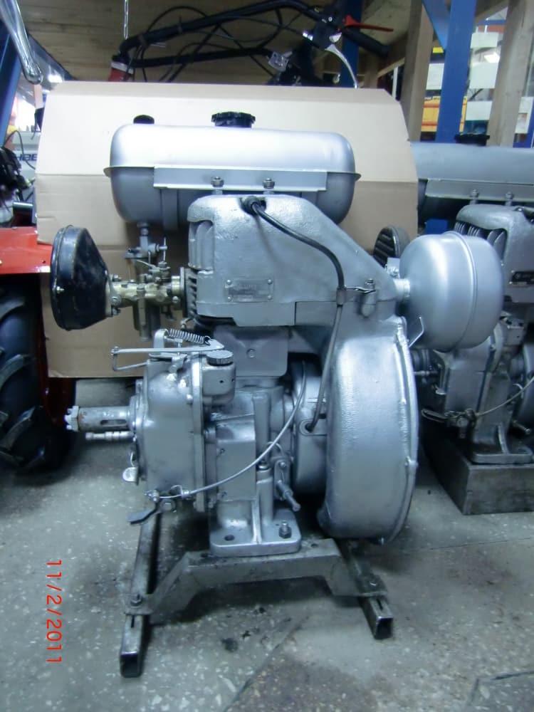 Мотоблок Урал с двигателем зид