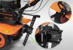 Мотоблоки с валом отбора мощности