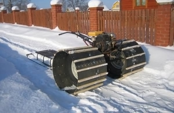 Самодельные мини вездеходы на колесах