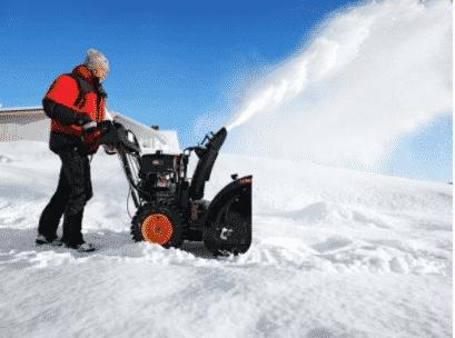 Снегоочистители на мотоблок