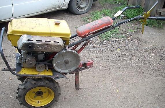 Какой двигатель можно поставить на мотоблок Каскад?