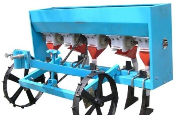 Зерновые сеялки для мотоблока 2BJ-5