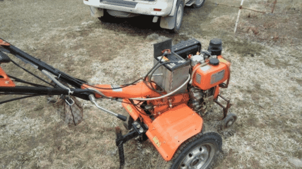 Аккумулятор для мотоблока