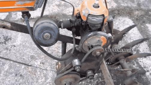 Особенности изготовления мотокультиватора из бензопилы