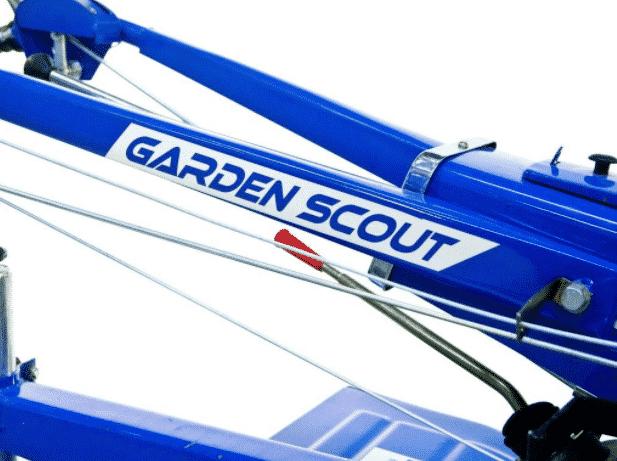 Все о мотоблоках «Garden Scout»