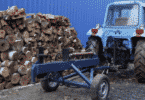 Дровокол на трактор