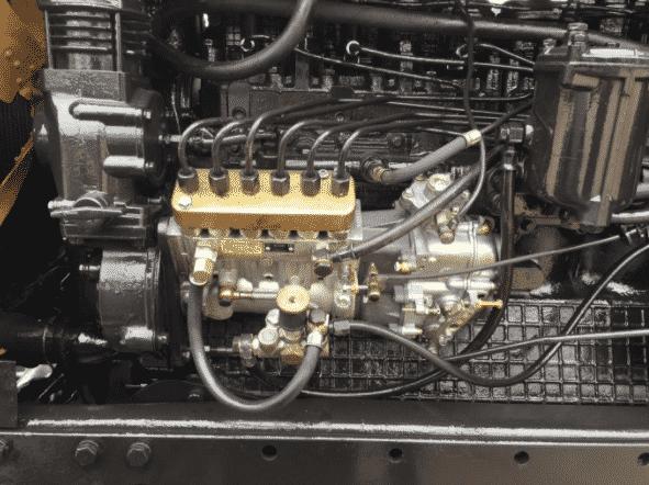 Двигатель трактора Беларус 1221