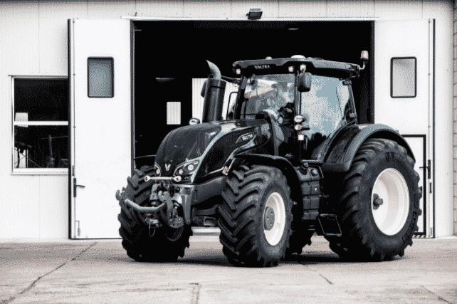 Финские трактора Valtra (Валтра)