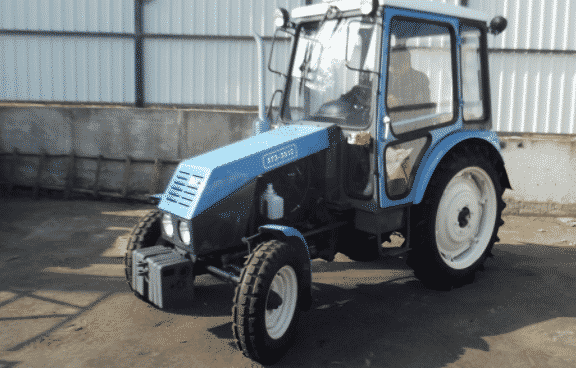 ХТЗ трактор 3512