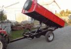 Изготовление прицепа для трактора