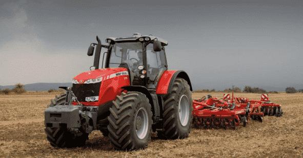 Модельный ряд тракторов Массей Фергюсон