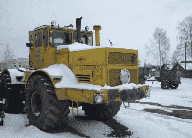 Модификации трактора К-700