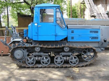 Модификации трактора Т-150