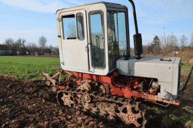 Модификации трактора Т-70