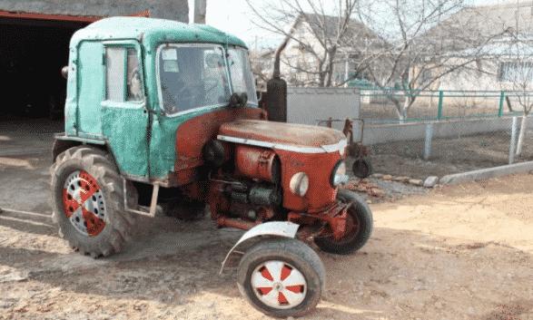 Преимущества изготовления трактора из автомобиля Нива