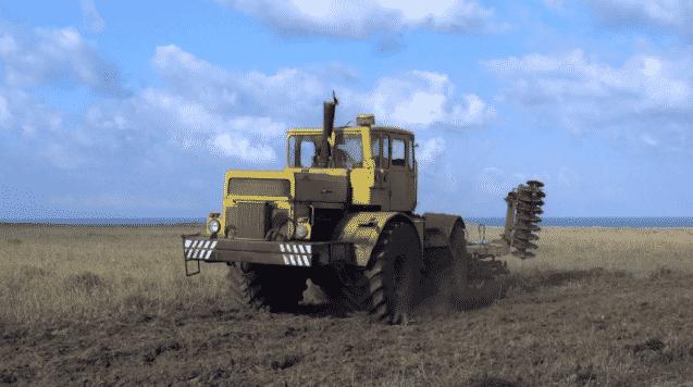 Технические характеристики трактора К 701