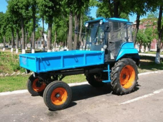 Трактор Агромаш 30СШ