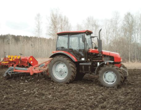 Трактор «Беларус-1523»