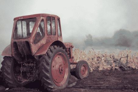 Трактор Беларус МТЗ-5