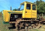 Трактор «Болгар» Т-54