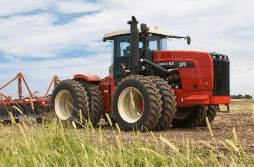 Трактор Buhler Versatile 250