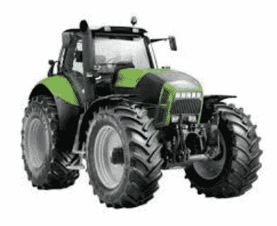 Трактор Deutz-Fahr Agrotron X-720