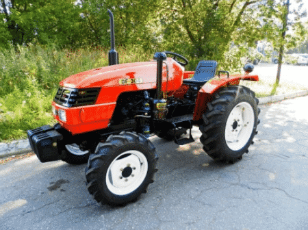 Трактор Донг Фенг-304
