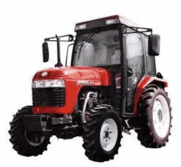Трактор Джинма-804