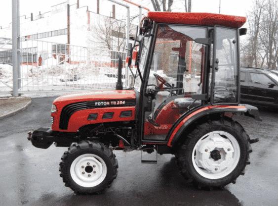 Трактор Фотон 254