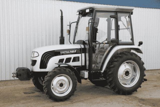 Трактор Foton 404