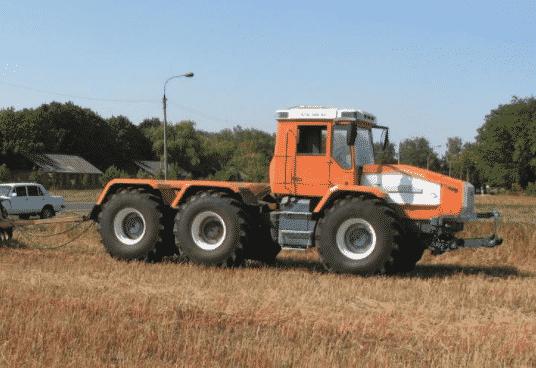 Трактор ХТА 300