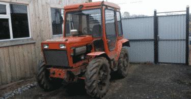 Трактор К-20