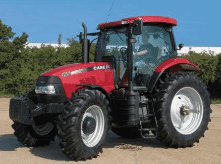 Трактор Кейс Пума 155