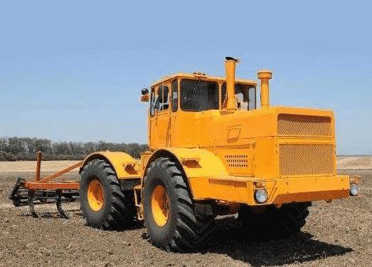 Трактор Кировец К 700 технические характеристики