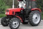 Трактор ЛТЗ-60