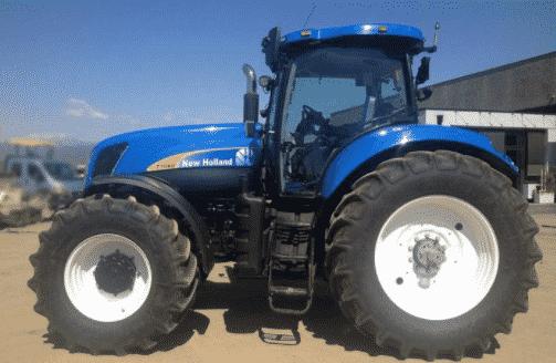Трактор Нью Холланд Т-7060
