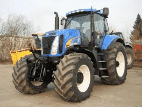 Трактор Нью Холланд Т-8040