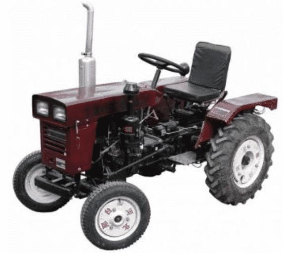 Трактор Синтай 120