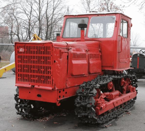 Трактор Т-4А Алтай