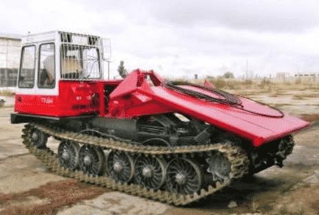 Трактор ТТ-4 технические характеристики