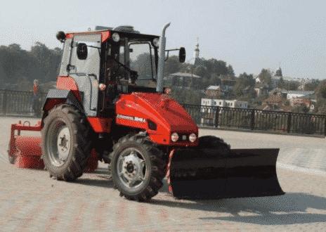 Трактор ВТЗ-2048А