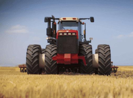 Трактор Versatile 2375