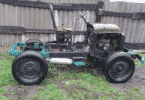 Трактор из УАЗа