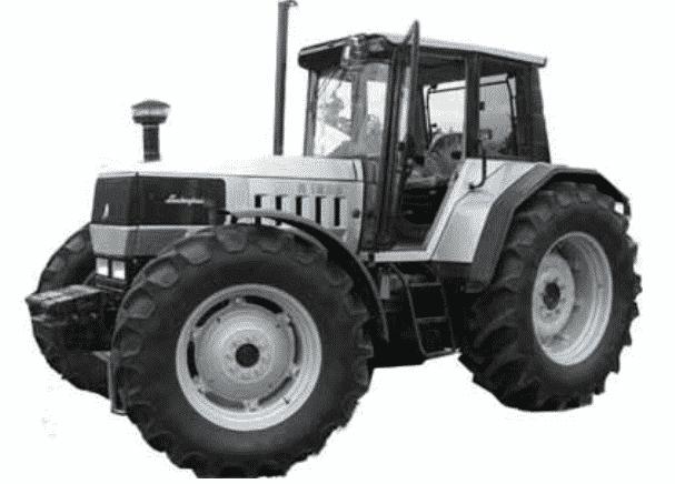 Трактор колесный Lamborghini R 1506